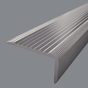 Nez de marche aluminium 40