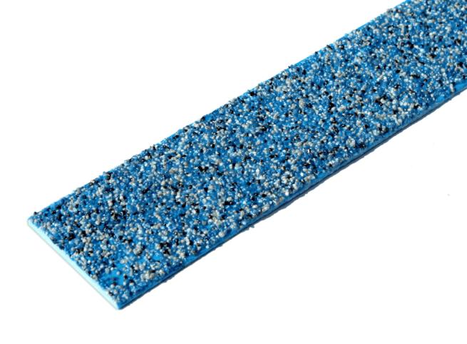 Lame antidérapante grp couleur bleu