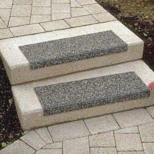Tapis antiderapant pour marche d'escalier