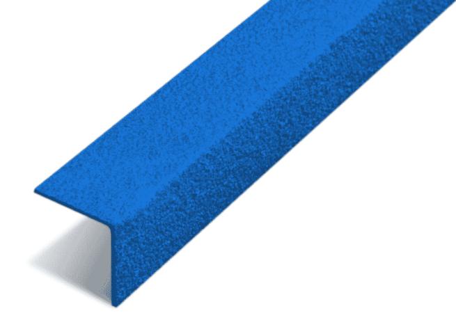 Nez de marche antidérapant bleu