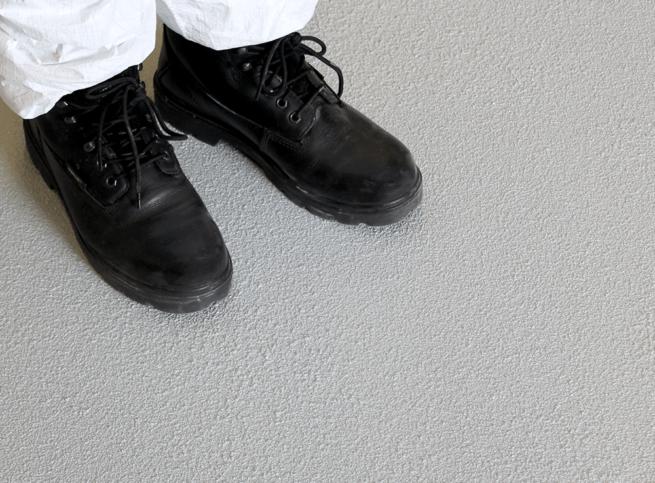Plaque antidérapante grp couleur gris clair