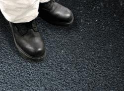 Plaque antidérapante grp couleur noire