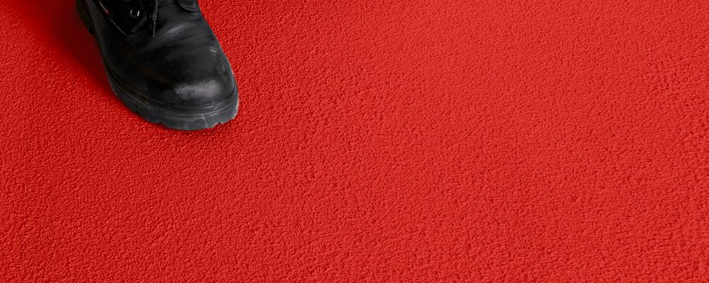 Plaque antidérapante grp couleur rouge